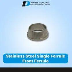 Stainless Steel Single Ferrule Front Ferrule