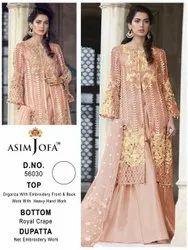 Ladies Designer Pakistani Lawn Suit