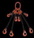 adjustable multi leg chain sling