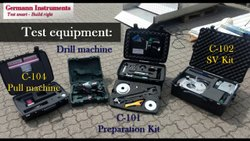 Capo Cut And Pull Out Test Equipment