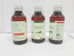 Dextromethorphan HBR 10mg, Phenylephrine HCL 5mg, CPM 2mg