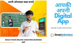 Coaching App  School App  One Stop Learning Management