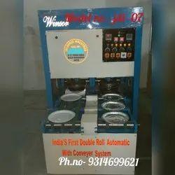 JDI Fully Automatic Paper Plate Making Machine