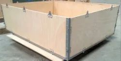 Wood Buckle Box