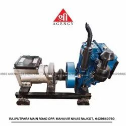 12.5 KVA single phase air cooled Diesel Generator