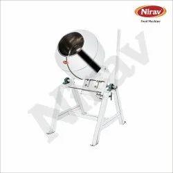 Masala Coating Pan Tilting Type