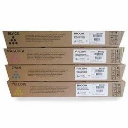 Ricoh MPC 2551S Toner Cartridge Set (Black,Yellow,Cyan,Magenta)