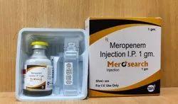 Meropenem For Injection Ip