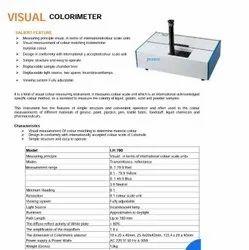 Visual Colorimeter