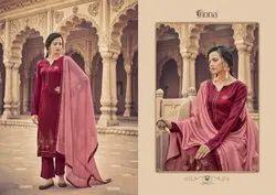 Fiona Ujjwala 6 Soft Silk Designer Salwar Kameez Collection