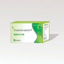 Omeprazole Gastro Resistant Capsule Ip