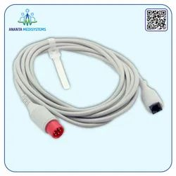Ananta Medisystems Rubber Reusabe Ibp Extension Cable, For Hospital