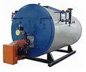 Oil & Gas Fired 2.5 TPH Steam Boiler, IBR Approved