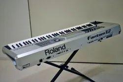 Best Roland Fantom G7 76keys Synthesizer Keyboard Music Workstation with manual