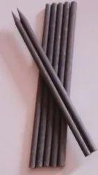 Grey Polymer Black Pencil, For School