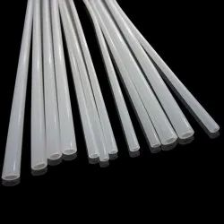 White LDPE Pipe