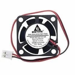 4 Inch Dc Cooling Fan 12 Volts