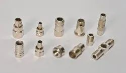 Brass Pneumatic Components, Automation Grade: Automatic