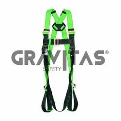 Gravitas Safety Full Body Harness/ Safety Belt (FBH-022)