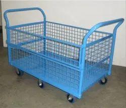 Wire Mesh Trolley