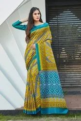 Woman Dola Silk Saree