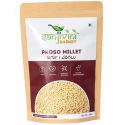 Sanjivini Basket Proso Millet Seeds, Packaging Type: Packet, Packaging Size: 1kg