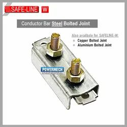Safeline W Conductor Busbar Steel Bolted Joint
