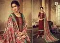 Embroidered Salwar Suit Material