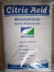 Citric Acid Mono Hydrate