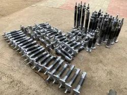 Aumtex India Mild Steel Automatic Band Saw Machine Hydraulic Cylinders, For Industrial, Capacity: Below 10 Ton