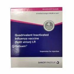 Quadrivalent Influenza Vaccine (Split Virion, Inactivated)