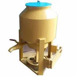 Semi-Automatic Three Phase Mini Pulper Machine, Capacity: 1Ton/day