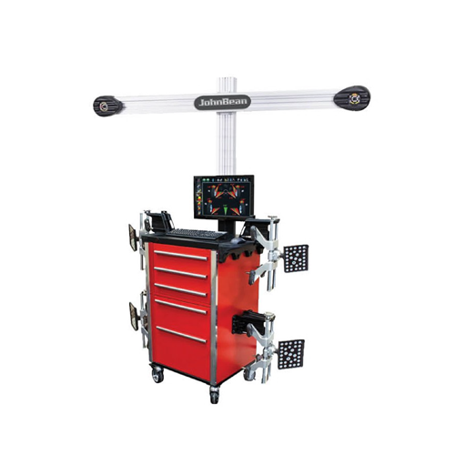 Gold-1-3d Wheel Alignment Machine