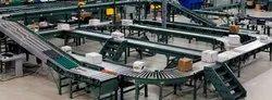 Radheiot Sorting, Labeling, Distribution Conveyor