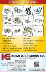 KI Stainless Steel KETAN ENGINEERING CO .(FASTENERS)