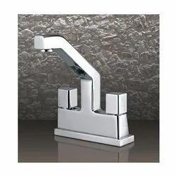 Qube Basin Mixer