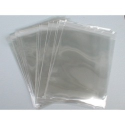 Transparent PP Packaging Bags