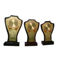 Brass Golden (gold Plated) Champion Awards