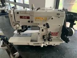 GE Button Hole SEWING MACHINE