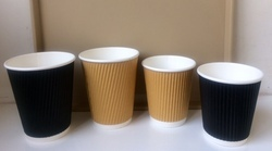 Triple Wall Hot Paper Cups