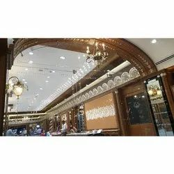 12mm Decorative Ceiling Glass