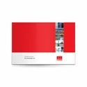 Corporate Brochure Printing Service, Size: A4