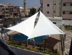 Modular Swimming Pool Tensile Cover