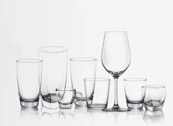 Transparent Ocean Glassware, Packaging Type: 6 Pcs. Set