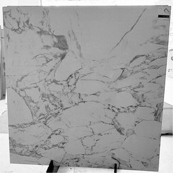 Glossy PGVT Floor Tile, Thickness: 10-12 mm, Unit Size: 2#2