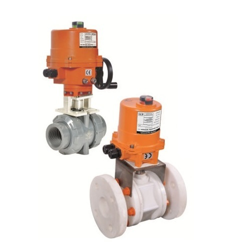 Electric Valve Actuators - Electric Valves Manufacturer from Ahmedabad