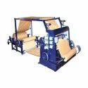Vertical Type Corrugated Machine
