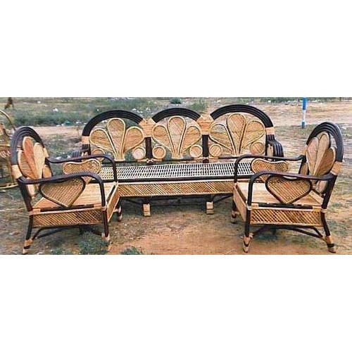 Sensational Five Seater Cane Sofa Set Andrewgaddart Wooden Chair Designs For Living Room Andrewgaddartcom