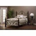 Cast Iron Stylish Iron Bed