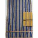 Cotton Stripe Bath Towel